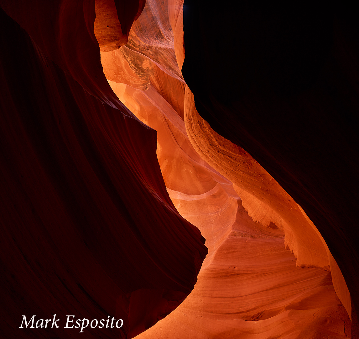 Antelope Canyon Lady