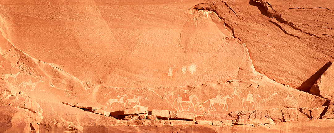 Canyon de Chelly Rock Art